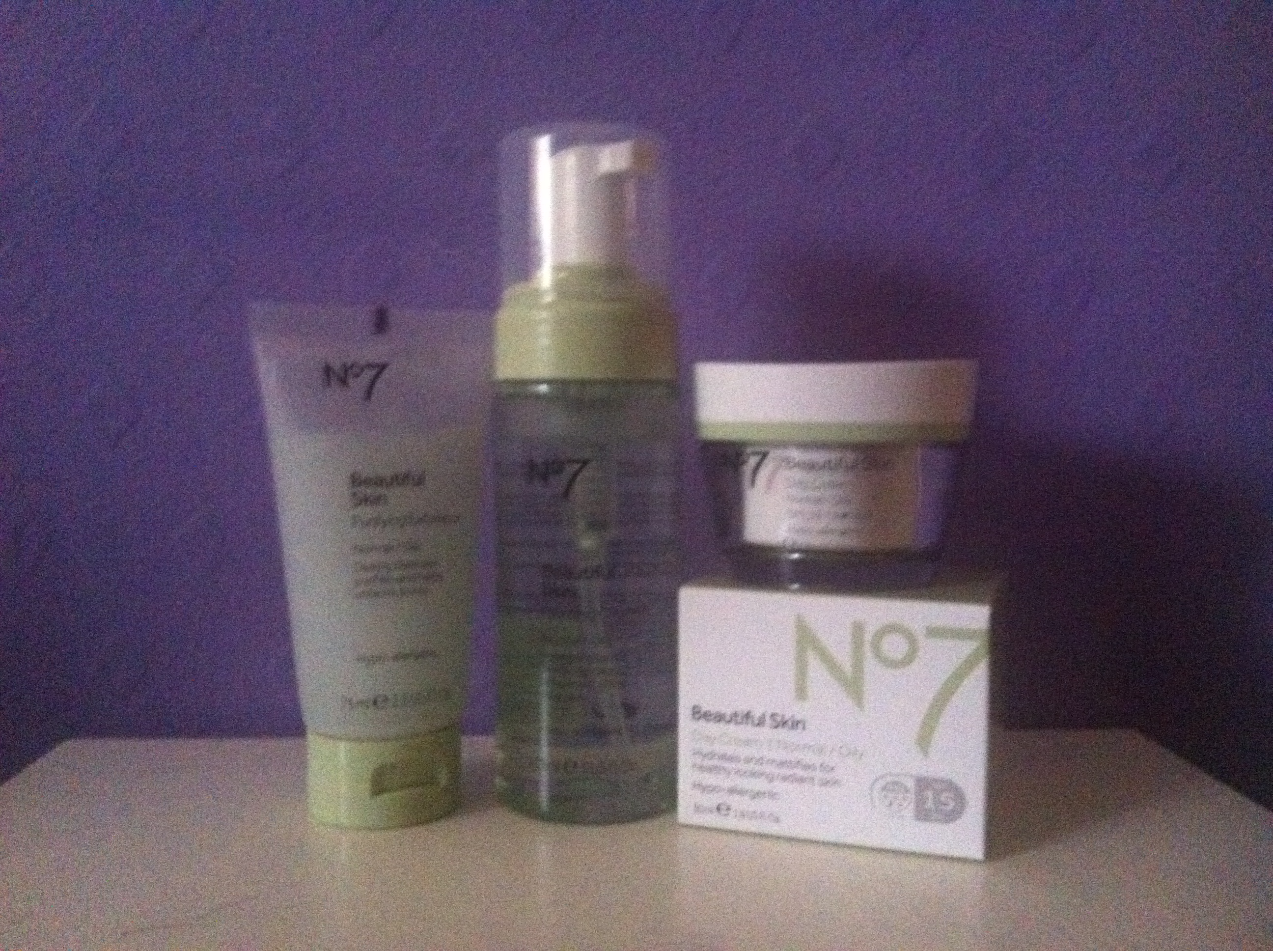 Boots no 7 products reviews