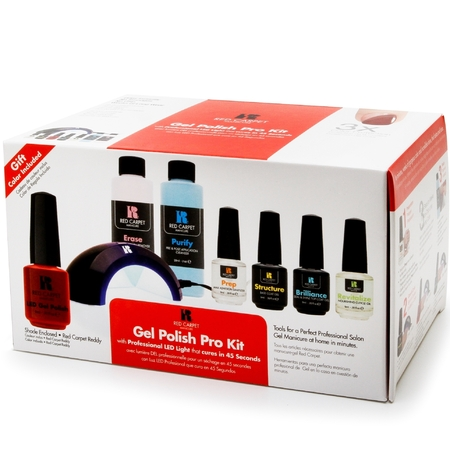 red-carpet gel manicure kit