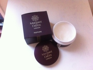 Margaret Dabbs foot cream