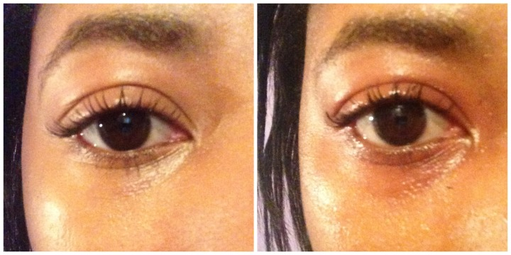 I Cheekily Tried My New Fave Eye Makeup Remover Clarins Instant And It