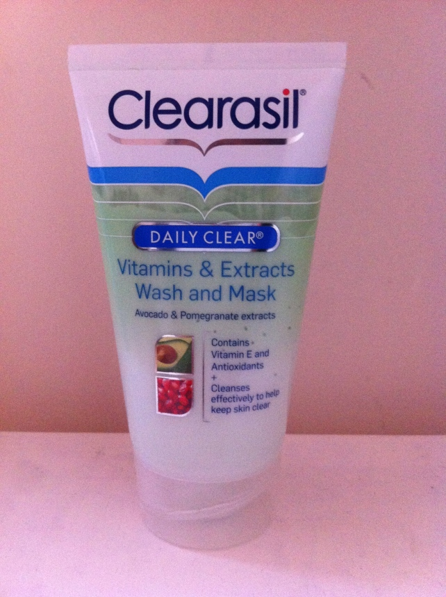 clearasil-vitamins-mineral-mask-review