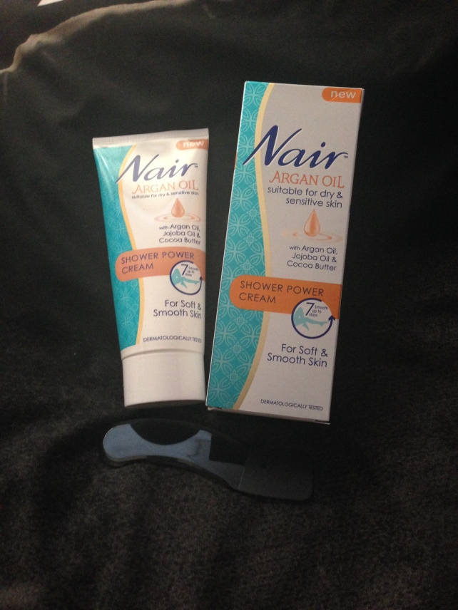 nair-argan-oil-shower-power-cream-review