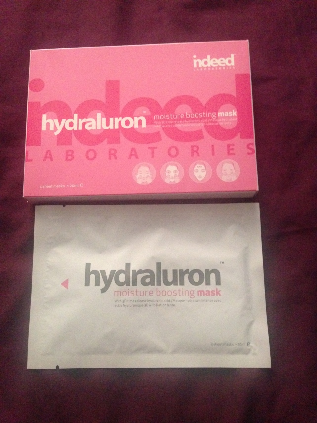 indeed-hydraluron-mask