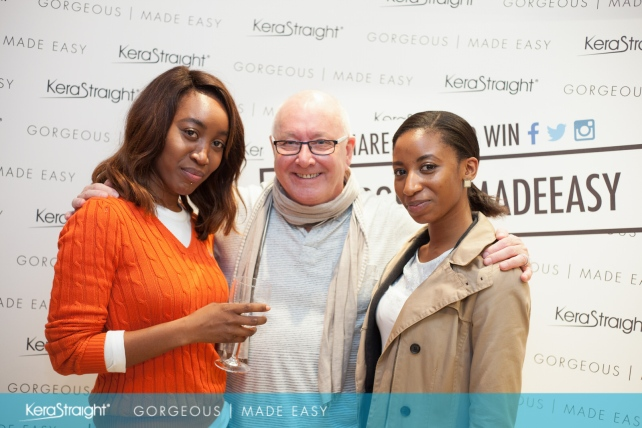 KeraStraight Trevor Sorbie Lookfanastic 2014 - 9755