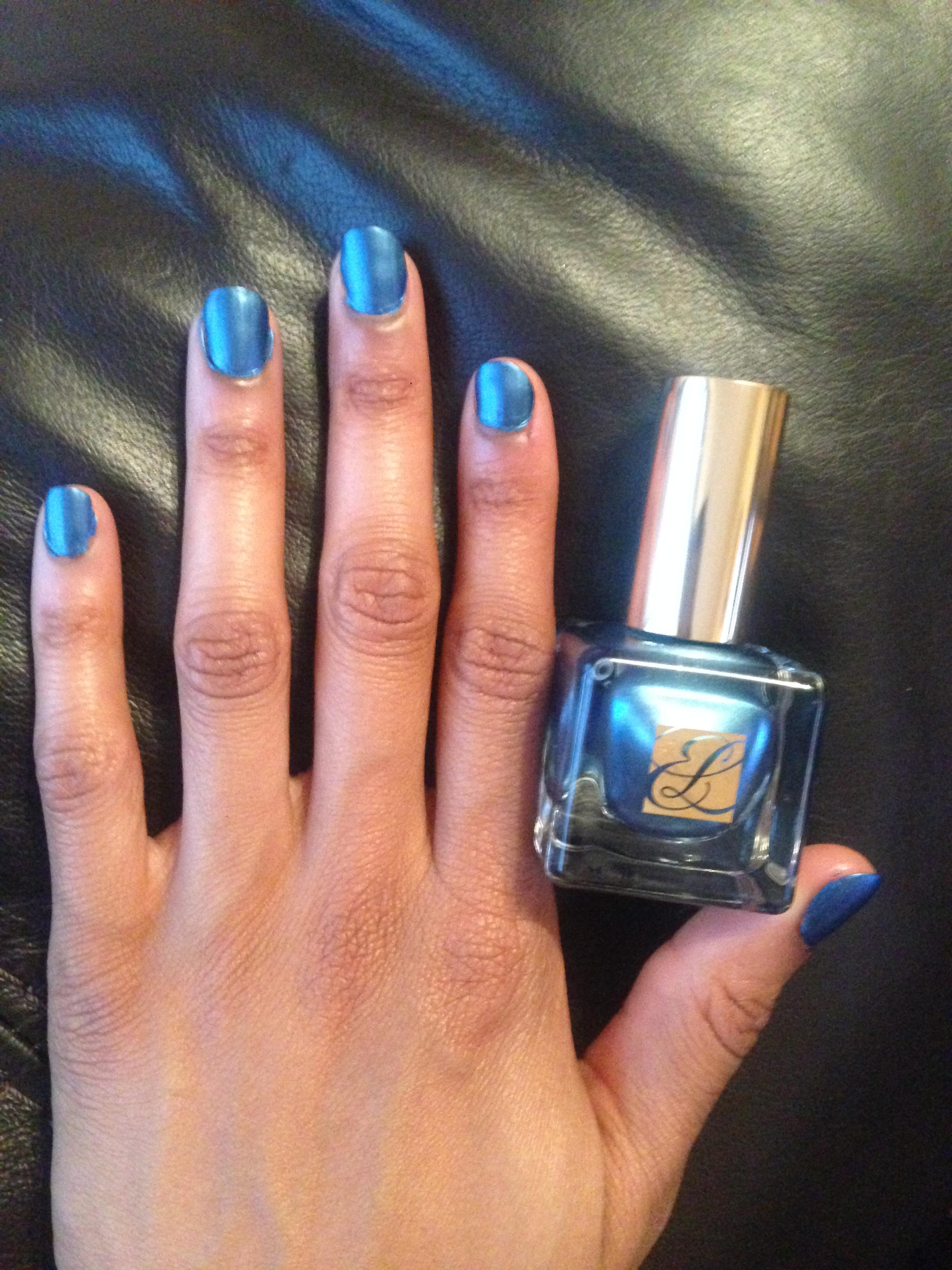 Nails: Estee Lauder Pure Color Nail Lacquer review – Nola Likes